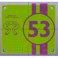 beetle mini power pcb